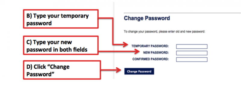 Recover Password - Step 9BCD